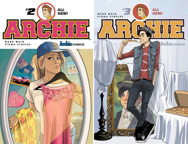 archie andrews new