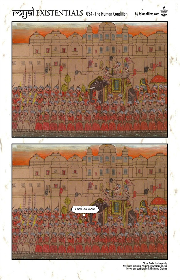 Royal Existentials