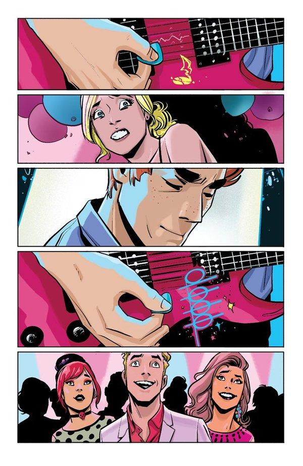 archie comics new