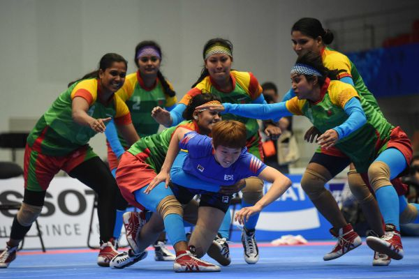 bangladesh women kabaddi team