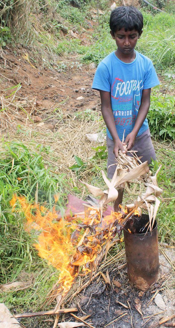 lakshmipura fire biogas