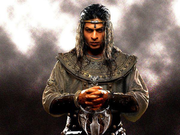 shahrukh as asoka