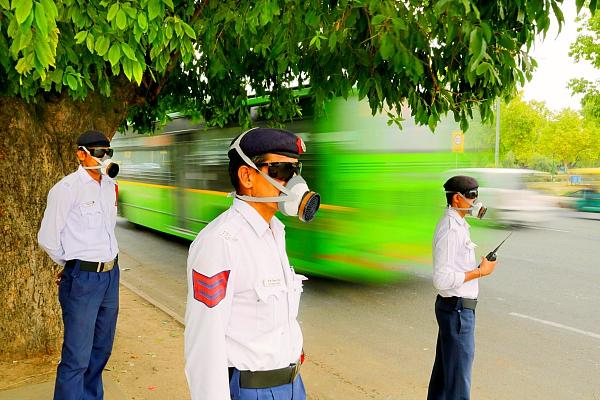Delhi air pollution