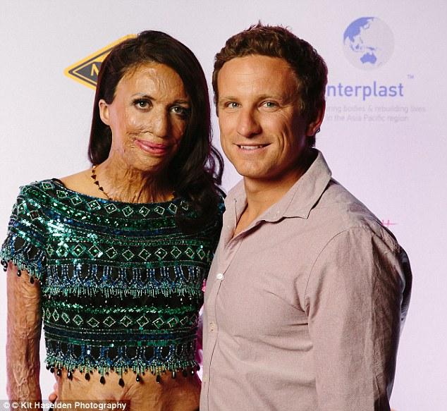 Turia and boyfriend