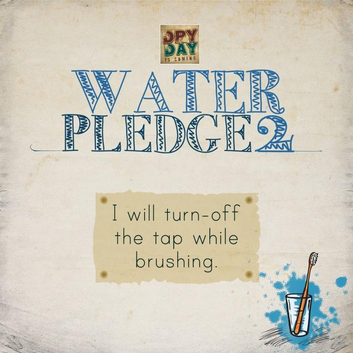 water pledge 2