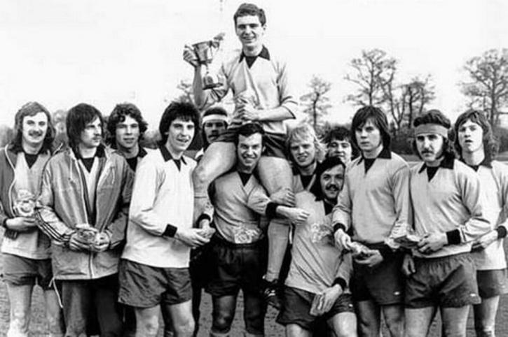 Oxbarn Social Club Football Team
