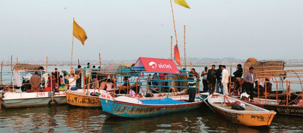 Airtel introduced travel plans for pilgrims