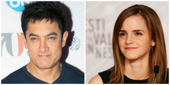 Emma Watson Will Soon Be Making her Bollywood Debut With Mr.Perfectionist, Amir Khan