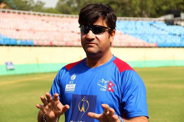 Nepal cricket physio