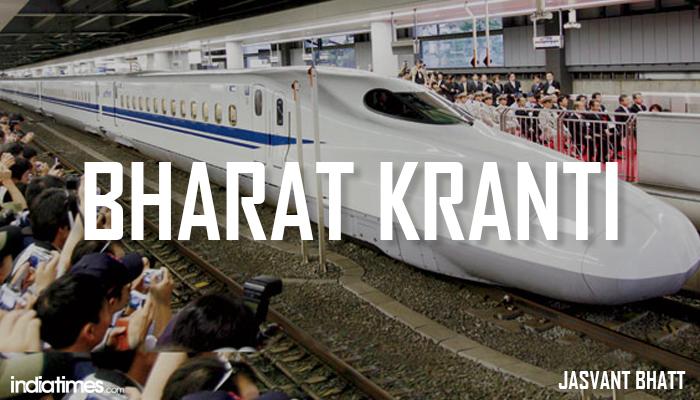 Bharat kranti Indian bullet train names