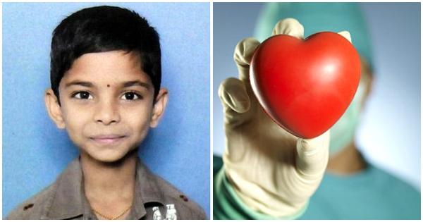 indian boy donated heart to pakistani teen