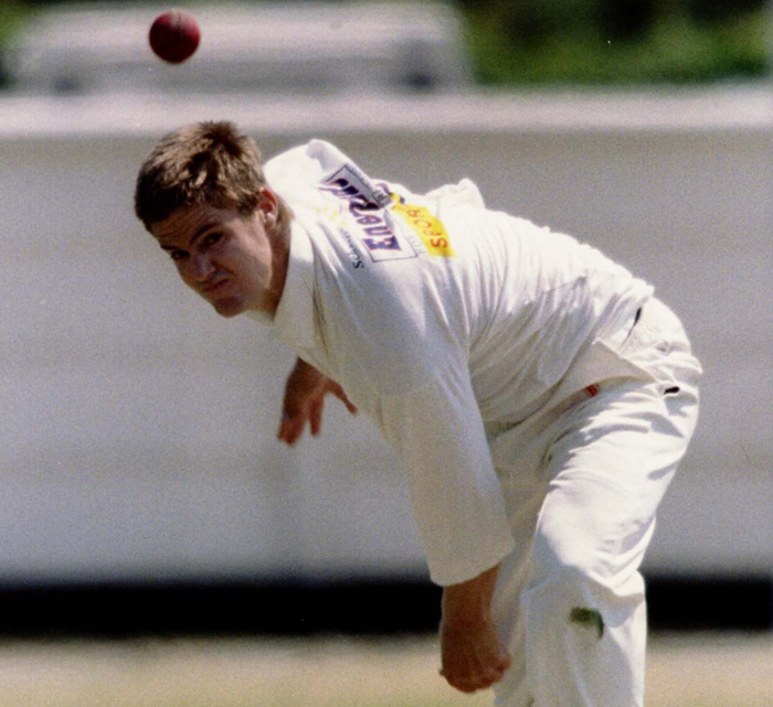 Bryan Strang is now a yogi after his retirement from cricket.