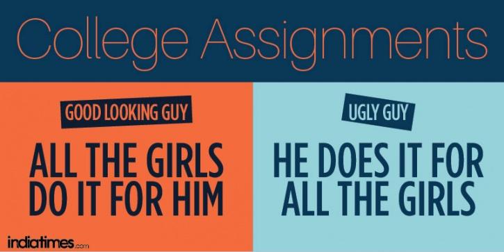 Good Looking Guys vs Ugly Guys