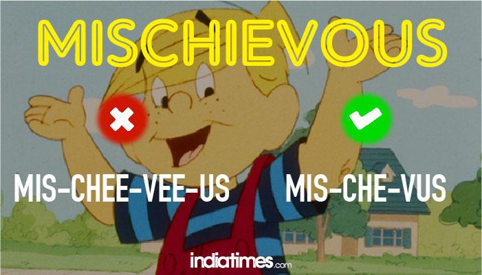 mishchievous