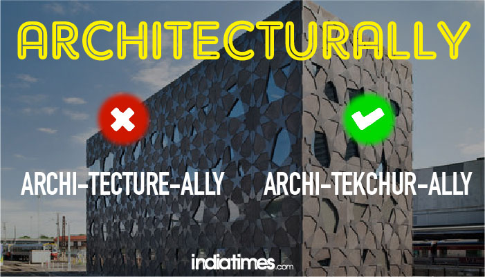 architecturally