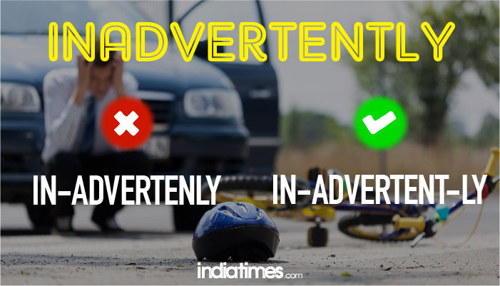 inadvert