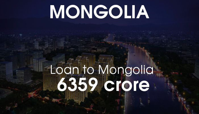 Mongolia India loan