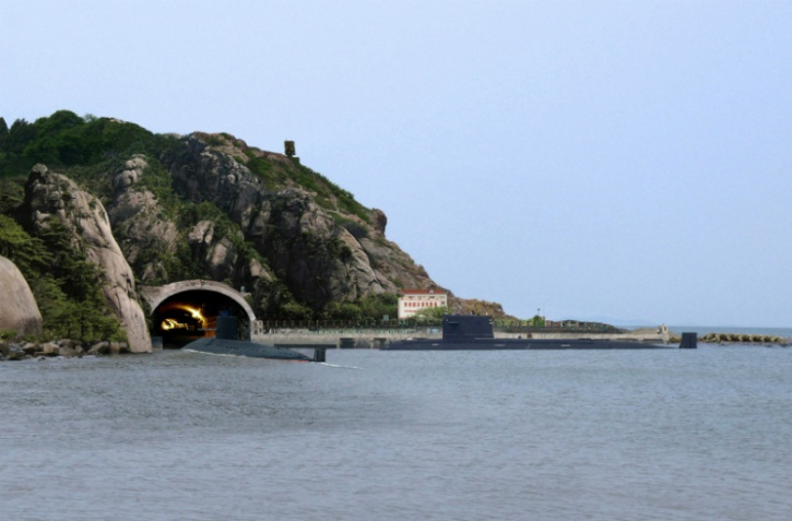 Yulin Naval Base