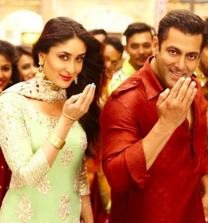 Salman Khan's Father Salim Khan Is Unhappy With Bajrangi Bhaijaan's Eid Song 'Aaj Ki Party'