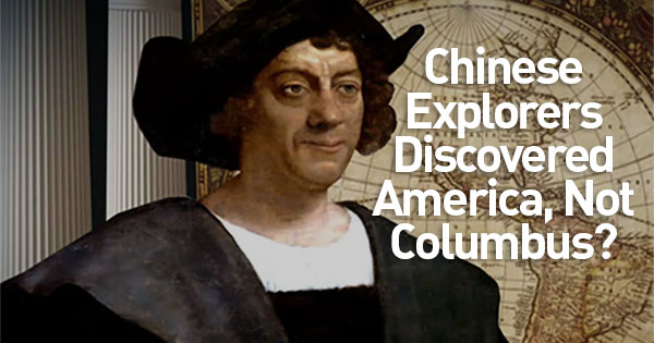It was not Columbus who discovered america