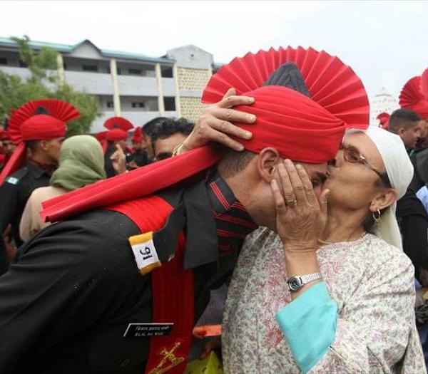 kashmiri in indian army