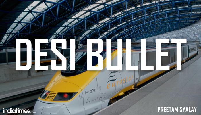 desi bullet Indian bullet train names