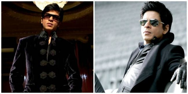 Shah Rukh Khan In Don and Don 2