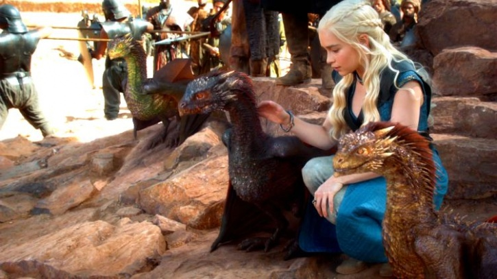 Khaleesi's dragons