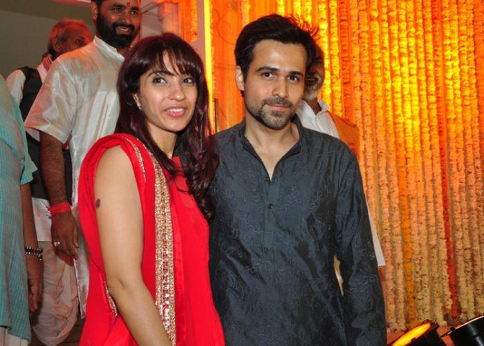 Emran Hashmi and Parveen