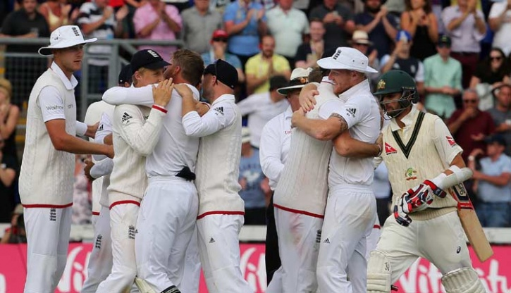 England 2015 Ashes