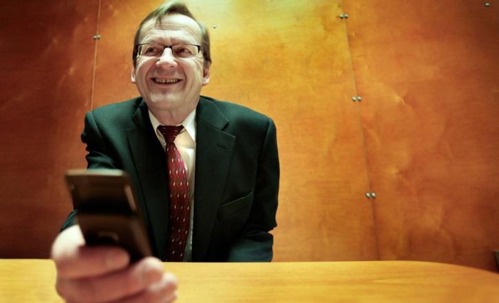 The Faher Of SMS, Matti Makkonen, Passes Away