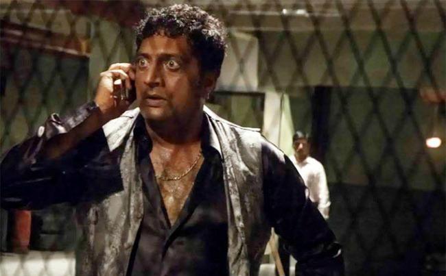 Prakash Raj In Wanted