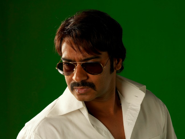 Ajay Devgan In Once Upon A Time In Mumbai