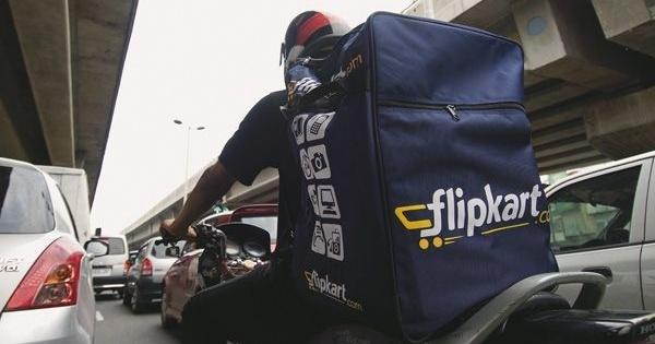 Flipkart delivery guys strike