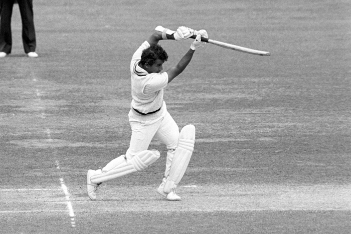 Sunil Gavaskar's century helped India chase down 406 against West Indies in 1976, which was the highest successful total chased at that time.