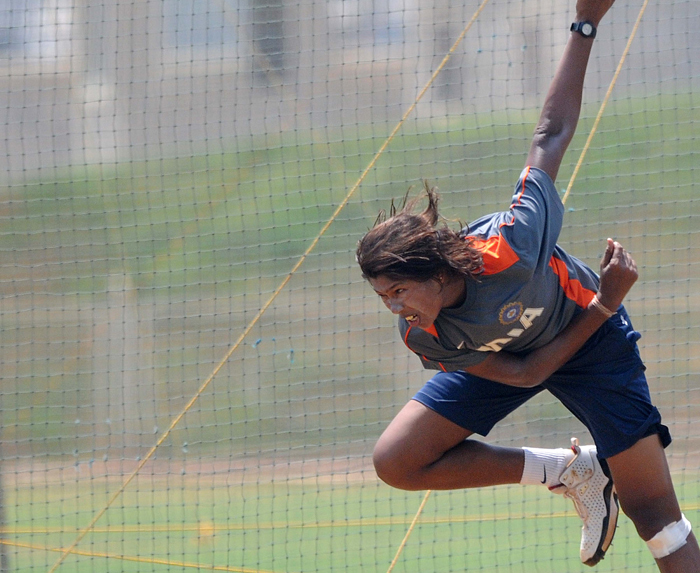 Jhulan Goswami is the only Indian cricketer to have won the ICC Women's Player of the year award in 2007.