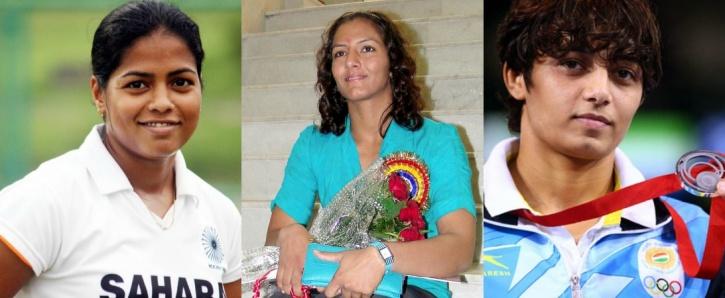 Deepika, Geeta and Lalita
