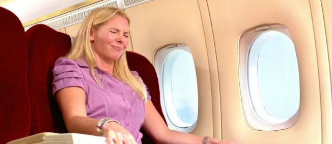 6 ways to reduce the fear of flying