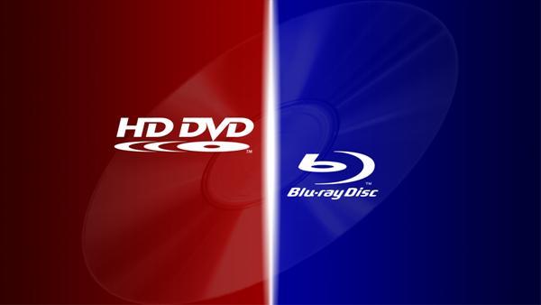 HD DVD, Blue Ray Disc
