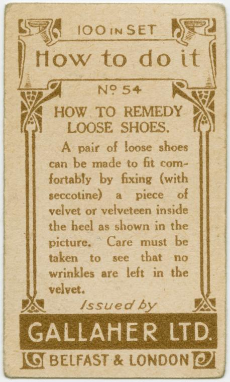 Loose Shoes