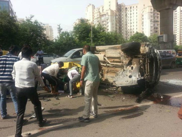Auto driver killed in Gurgain Shootout