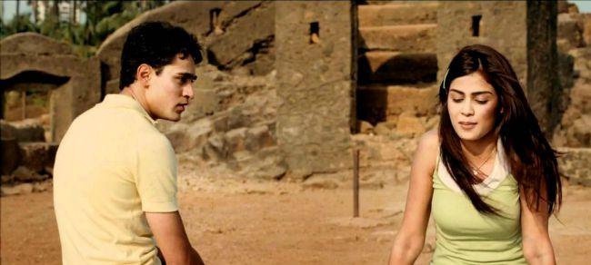 Imran and Genelia