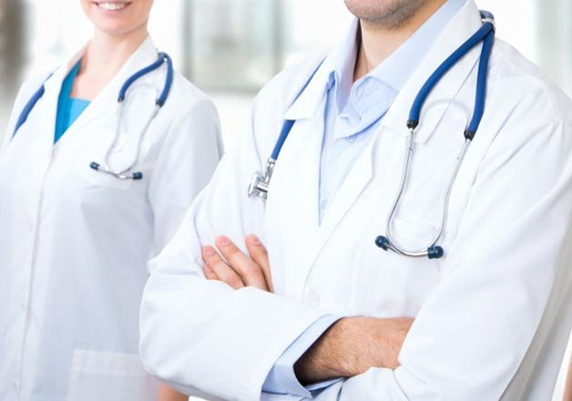 white doc coats to be banned