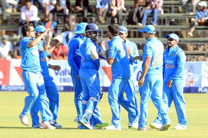 India vs Zimbabwe 2015