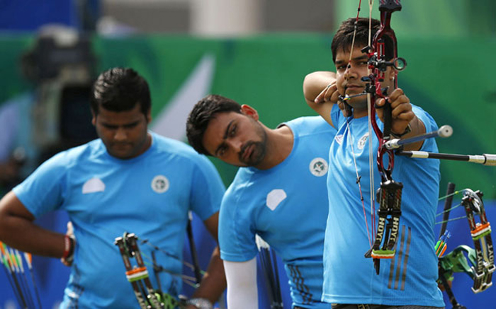 The Indian archers reportedly missed their bronze medal play-off match in the World University Championships.