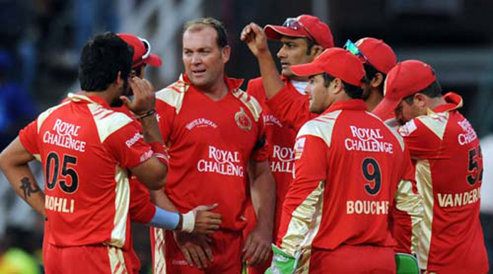 Jacques Kallis once had to choose RCB in the 2010 edition as two of the other clubs that he represented also made it to the CLT20.