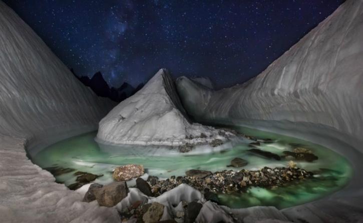 Glacial Pool Karakoram