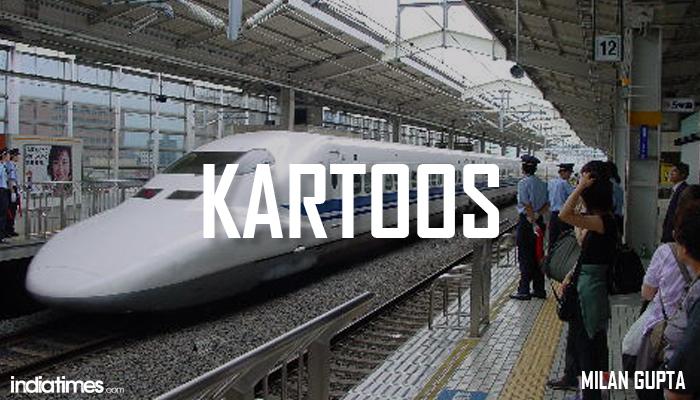 kartoos indian bullet train names