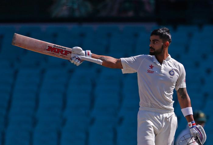 The Sri Lanka series will be Virat Kohli's first full assignment as India Test captain.
