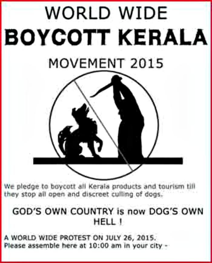 Boycott Kerala Movement Gains Momentum